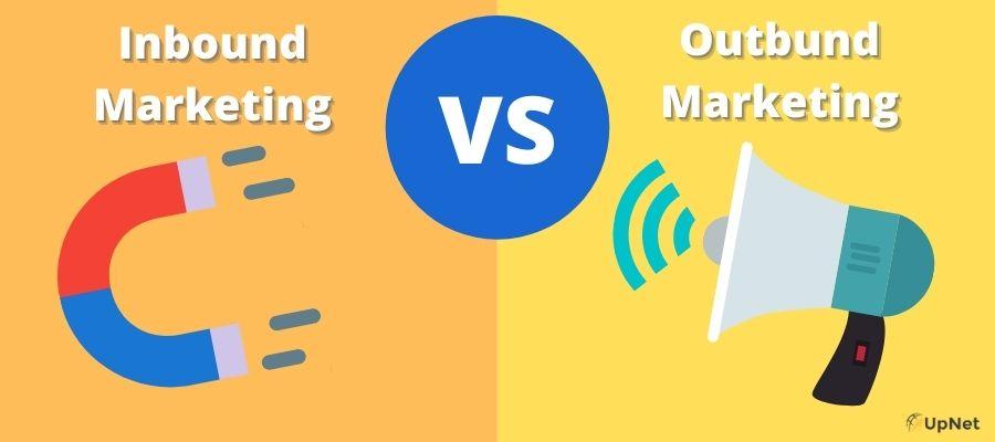 inbound marketing vs outbund marketing