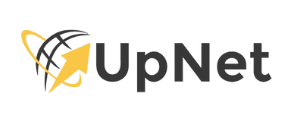 logo upnet agence de marketing digital